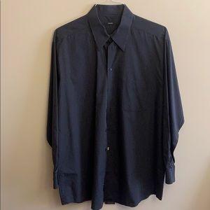 Men's Alfani Dress Shirt 16 1/2 32-33 Large